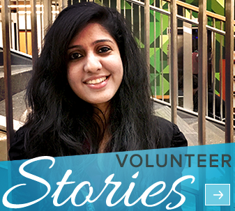 Library Volunteer Stories